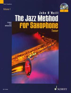 O'Neill, J: The Jazz Method for Saxophone