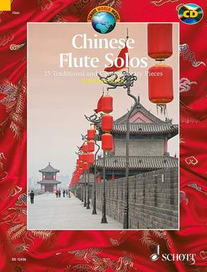 Chinese Flute Solos Product Image