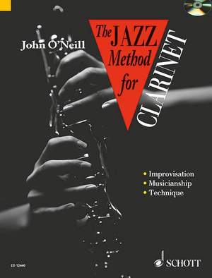 O'Neill, J: The Jazz Method for Clarinet Vol. 1