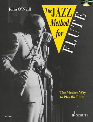O'Neill, J: The Jazz Method for Flute Vol. 1 Product Image