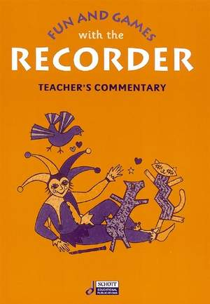 Heyens, G: Fun and Games with the Recorder