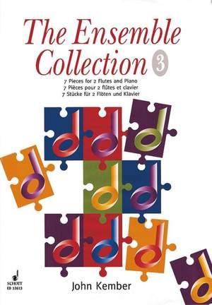 Kember, J: The Ensemble Collection Vol. 3