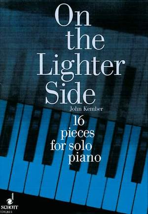Kember, J: 16 pieces for solo piano