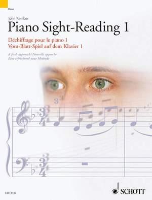 Kember, J: Piano Sight-Reading 1 Vol. 1