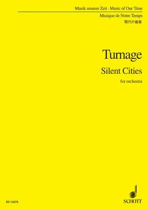 Turnage, M: Silent Cities