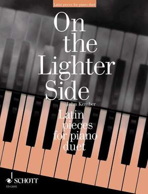 Kember, J: Latin pieces for piano duet
