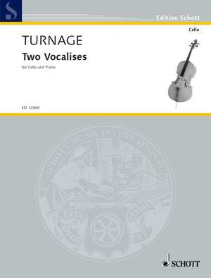 Turnage, M: Two Vocalises