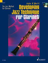 O'Neill, J: Developing Jazz Technique for Clarinet