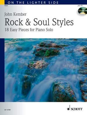 Kember, J: Rock & Soul Styles