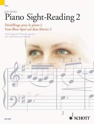 Kember, J: Piano Sight-Reading 2 Vol. 2