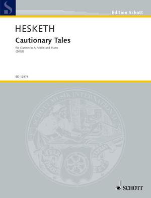 Hesketh, K: Cautionary Tales