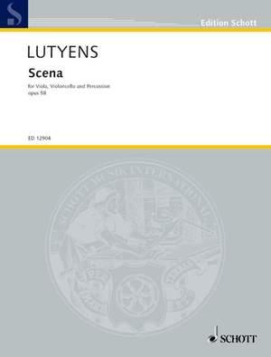 Lutyens, E: Scena op. 58