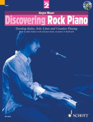 Discovering Rock Piano Volume 2