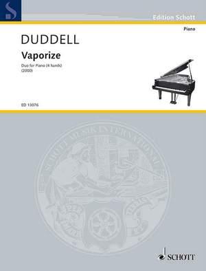 Duddell, J: Vaporize