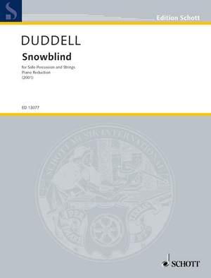 Duddell, J: Snowblind