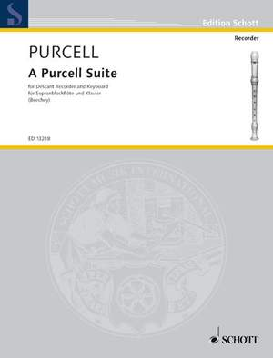 Purcell, H: A Purcell Suite