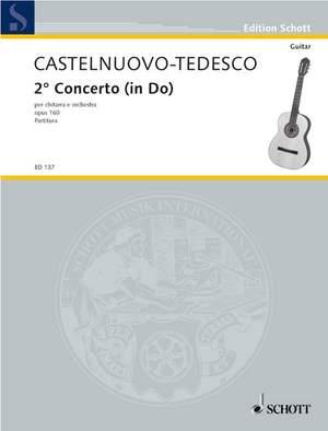 Castelnuovo-Tedesco, M: 2. Concerto in C op. 160 Product Image