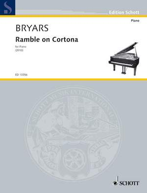 Bryars, G: Ramble on Cortona