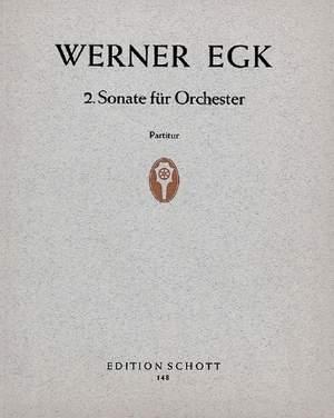 Egk, W: 2.  Sonata