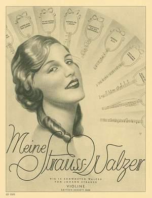 Johann Strauss II: Meine Strauß-Walzer Band 1