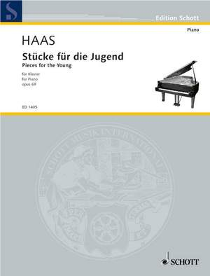 Haas, J: Pieces for the young op. 69 Band 1