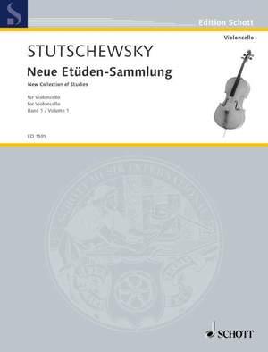 Stutschewsky, J: New Collection of Studies Band 1
