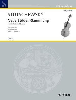 Stutschewsky, J: New Collection of Studies Band 2