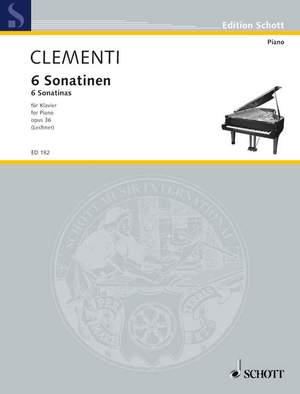 Clementi, M: Six Sonatinas op. 36