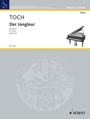 Toch, E: The Juggler op. 31/3