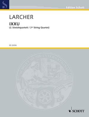Larcher, T: Ixxu