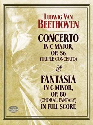 Ludwig van Beethoven: Concerto In C Op.56 (Choral Fantasy)