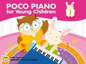 Poco Piano for Young Children Book 1