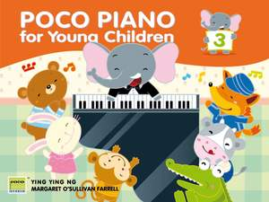 Poco Piano for Young Children Book 3