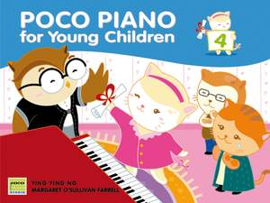 Poco Piano for Young Children Book 4 Product Image