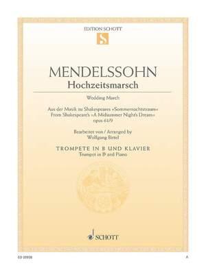 Mendelssohn: Wedding March op. 61/9