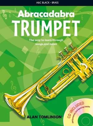 Abracadabra Trumpet + CD