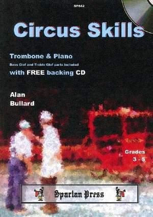 Bullard: Circus Skills for Trombone