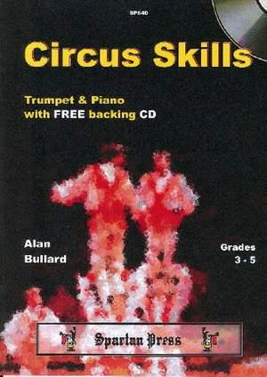 Bullard: Circus Skills for Trumpet