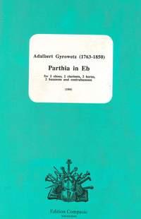 Gyrowetz: Parthia in Eb