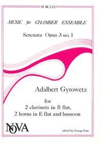 Gyrowetz: Serenata I
