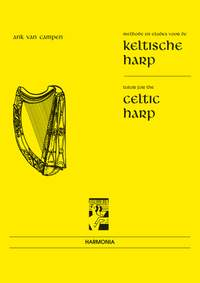 van Campen: Tutor for the Celtic Harp Volume 1