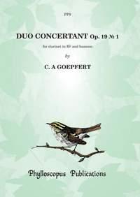 Goepfert: Duo Concertant Op. 19/1