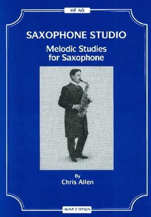 Allen: Saxophone Studio