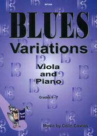 Cowles: Blues Variations