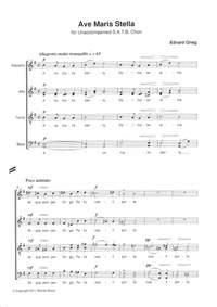 Grieg: Ave Maris Stella