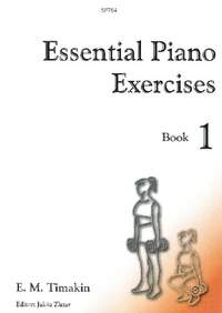 Timakin: Essential Piano Exercises Book 1