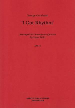 Gershwin: I got Rhythm