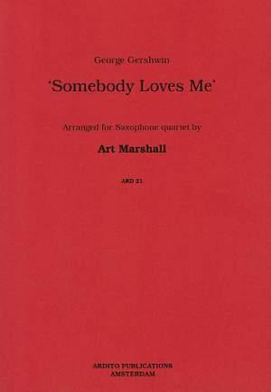 Gershwin: Somebody Loves Me