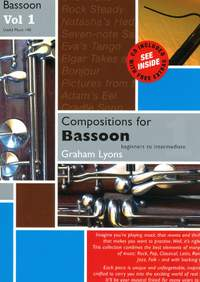 Lyons: Compositions for Bassoon Volume 1 With CD