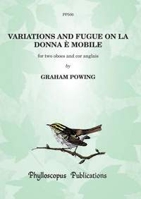 Powning: Variations and Fugue on La Donna è Mobile